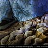 Europe - Serbia - Republika Srbija - Dinaric Alps - Mount Zlatibor - Stopica cave - Stopića Pećina - Стопића пећина - Limestone cave with travertine terraces near Sirogojno
