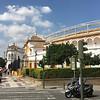Bullfighting Arena in Seville