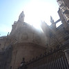 part of Seville Cathedral
