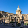 File Ref: 2012-10-19 Palermo NX5 078<br /> The Cathedral of Palermo, Sicily, Italy