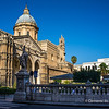 File Ref: 2012-10-19 Palermo NX5 076<br /> The Cathedral of Palermo, Sicily, Italy