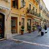 File Ref: 2012-10-22 Taormina NX5 467 1959<br /> Chic boutiques along Corso Umberto I, Taormina, Sicily,Italy