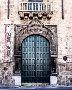 File Ref: 2012-10-19 Palermo NX5 073 Palazzo Arcivescovile, Palermo,Sicily, Italy