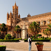 File Ref: 2012-10-19 Palermo 291<br /> The Cathedral of Palermo, Sicily, Italy