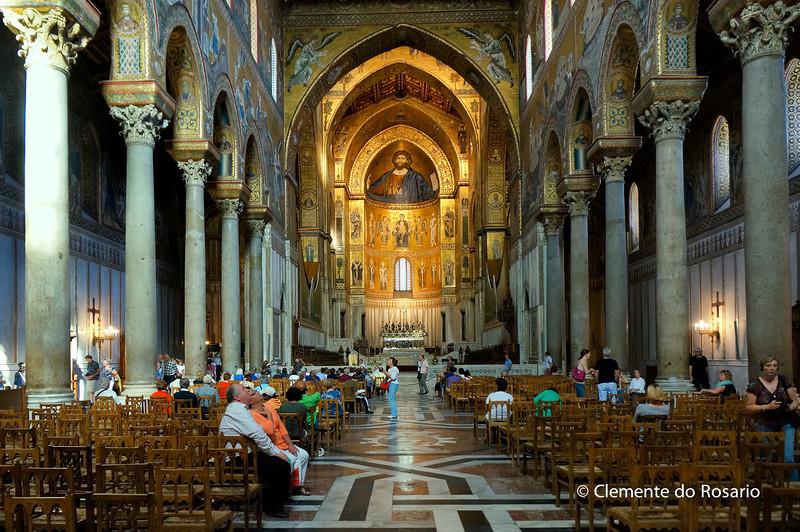 File Ref: 2012-10-19 Palermo NX5 265 1931<br /> Monreale Cathedral, Palermo,Sicily,Italy