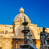 File Ref: 2012-10-19 Palermo 314<br /> Fontana Pretoria also known as Fountain of Shame, Palermo, Sicily, Italy