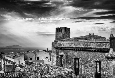 Erice, Sicily,Italy