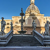 File Ref: 2012-10-19 Palermo NX5 145<br /> Fontana Pretoria also known as Fountain of Shame, Palermo, Sicily, Italy
