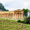 File Ref: 2012-10-26 Erice NX5 670 1898<br /> Greek Temple in Segesta, is located in the middle of beautiful countryside, Sicily