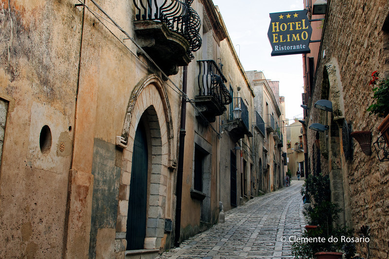 File Ref: 2012-10-26-Erice 694 1906<br /> Hotel Elimo, Erice, Sicily