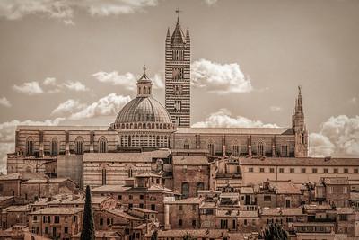 Europe-Italy-Tuscany-Siena