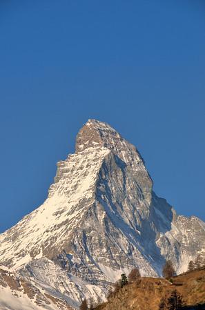Ski Zermatt 2011