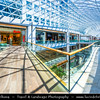 Slovak Republic - Bratislava - Capital City - Galleria Eurovea - All Layers of Eurovea - New Modern Shopping Mall