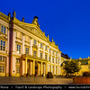 Slovak Republic - Bratislava - Capital City - Primate's palace - Primaciálny palác - Neo-Classical palace in the Old Town
