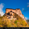 Europe - Slovak Republic - Slovensko - Northern Slovakia - Orava Castle - Oravský hrad - Spectacular castle built on high rock above Orava river in Oravský Podzámok village - One of most beautiful & famous castles in Slovakia