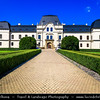 Europe - Slovak Republic - Slovensko - Eastern Slovakia - Prešov Region - Humenné - Kaštieľ v Humennom - Renaissance Manor House built in 1610 - National Cultural Monument
