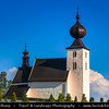 Europe - Slovak Republic - Slovensko - Eastern Slovakia - Žehra - Holy Spirit church - Roman-Catholic Holy Spirit church - UNESCO World Cultural and Natural Heritage Site