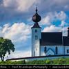 Europe - Slovak Republic - Slovensko - Eastern Slovakia - Žehra - Holy Spirit church - Roman-Catholic Holy Spirit church - UNESCO World Cultural and Natural Heritage Site