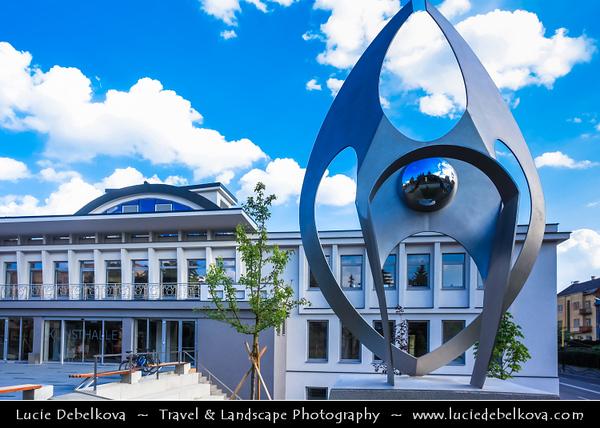 Europe - Slovak Republic - Slovakia - Slovensko - Kosice - Košice - Biggest city in eastern Slovakia - European Capital of Culture 2013 - Historical City Center - Kunsthalle - Hala umenia