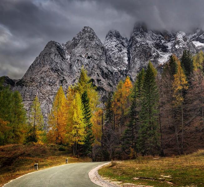 Mountain Road, Triglav