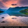 Europe - Slovenia - Slovenija - Julian Alps - Triglavski National Park - Bohinj Lake - Bohinjsko jezero - Largest glacial lake in Slovenia