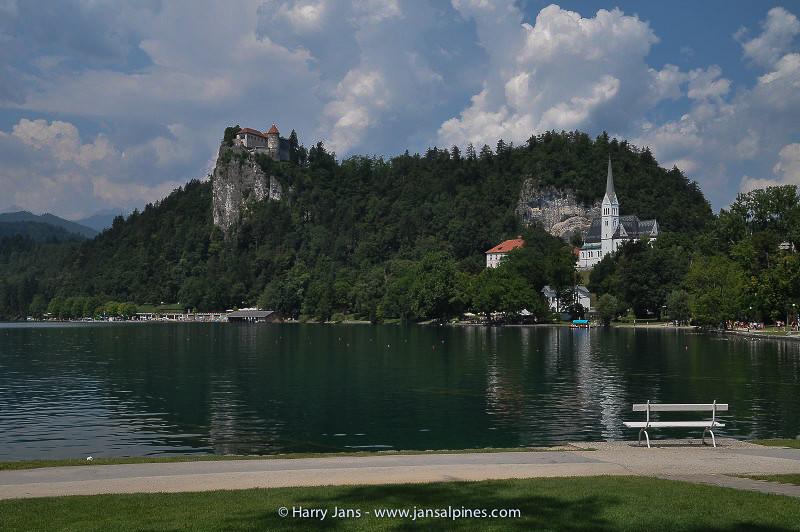 Blejsko Jezero (Lake Bled) 476m