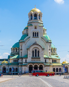 Cathedral of Saint Alexander Nevski
