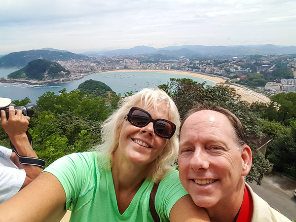 Spain 2016: San Sebastian Sights