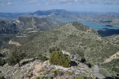 view Zahara area