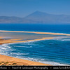 Europe - Spain - España - Canary Islands - Islas Canarias - the Canaries - Canarias - Fuerteventura - Atlantic Coast - Jandia Beach