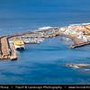 Europe - Spain - España - Canary Islands - Islas Canarias - the Canaries - Canarias - Gran Canaria island - Puerto de las Nieves - Coastal town on shores of Atlantic Ocean