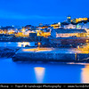 Europe - Spain - España - Canary Islands - Islas Canarias - the Canaries - Canarias - Tenerife Island - Puerto Rico - Garachico - Coastal town on shores of Atlantic Ocean