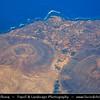 Europe - Spain - España - Canary Islands - Islas Canarias - the Canaries - Canarias - Isla De Graciosa Island - Volcanic island located 2 km (1.2 mi) north of the island of Lanzarote
