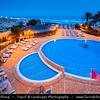 Europe - Spain - España - Canary Islands - Islas Canarias - the Canaries - Canarias - Fuerteventura - Costa Calma - Coastal town on shores of Atlantic Ocean