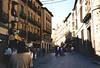 Segovia street scene
