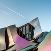 Gehry architecture in Elciego, Spain