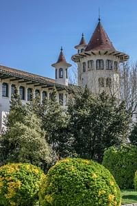 Towers, Cordoniu, Spain, 2004