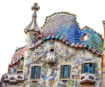 Casa Batllo by Gaudi