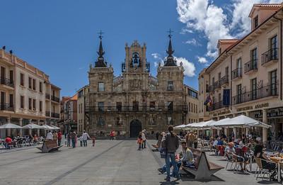 Town Hall and Main Plaza