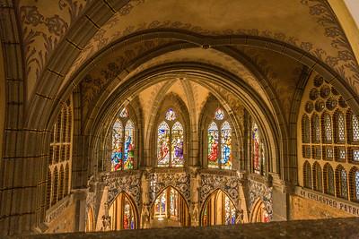 Interior, Bishop's Palace