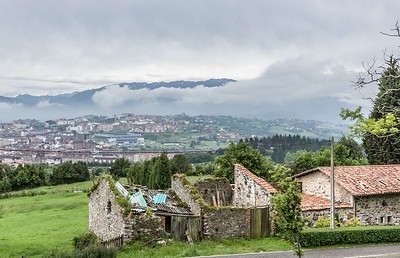 Panorama of Oviedo