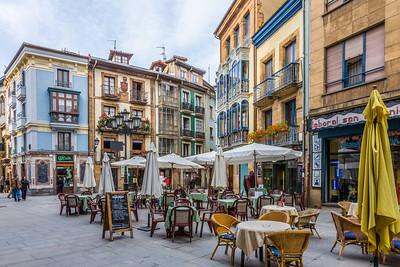 Oviedo, Spain, 2009