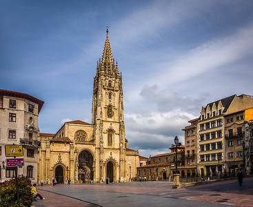 Cathedral and Main Plaza