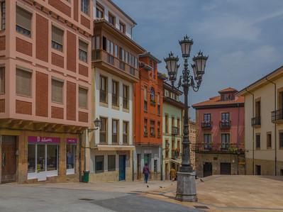 Colors of Oviedo