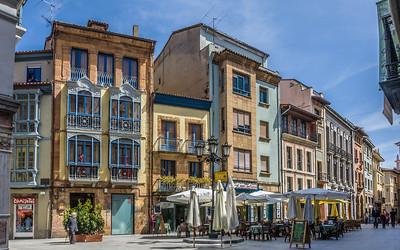 Oviedo Street Scene
