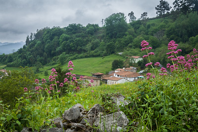 Red-tiled Roofs, Valdedios