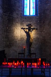 Santa Maria del Mar, Barcelona, Catalunya, Spain, 2012