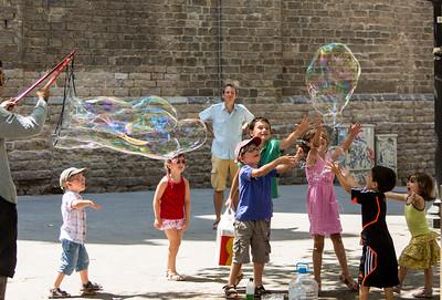 Bubbles, Barcelona, Catalunya, Spain, 2012