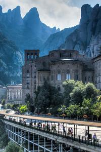 Montserrat, Catalunya, Spain, 2012