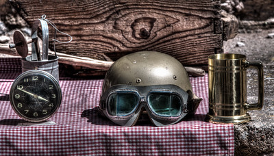 Still Life with Goggles, Peramea, Catalunya, Spain, 2012